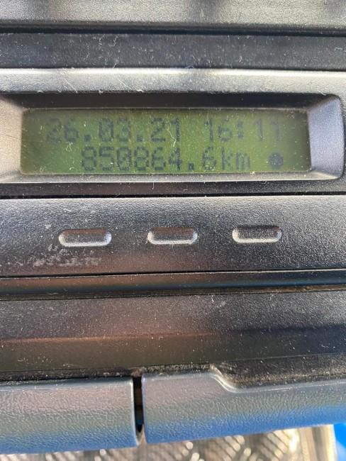 Atego 1725 6x2 2005