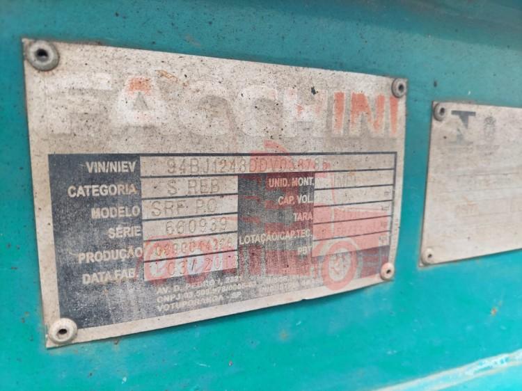 Carreta Porta Container Facchini 2013