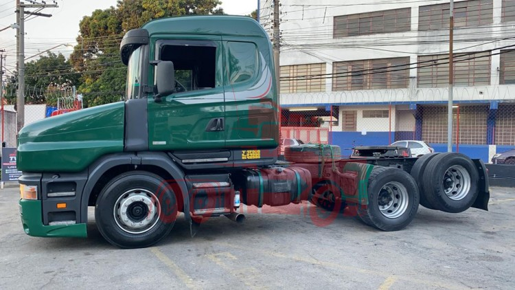 Scania 124 T400 Evolução 2004