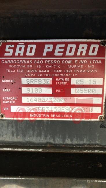 Baú São Pedro 2015