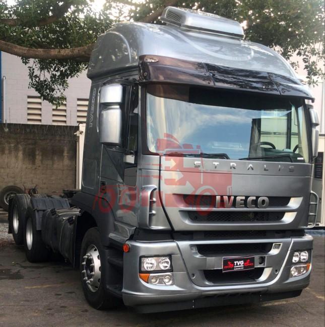 Iveco Stralis 380 6x2 2008