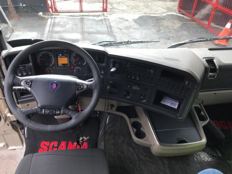 Scania R440 Highline 4x2 2013