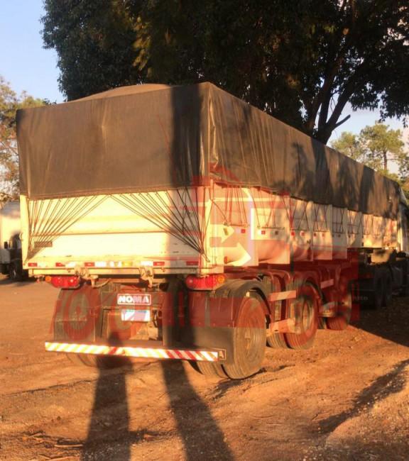 Iveco Stralis 380 6x2 2008 + Caçamba Noma Vanderleia 2013