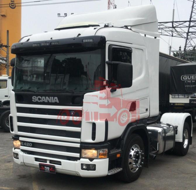 Scania R420 4x2 2005