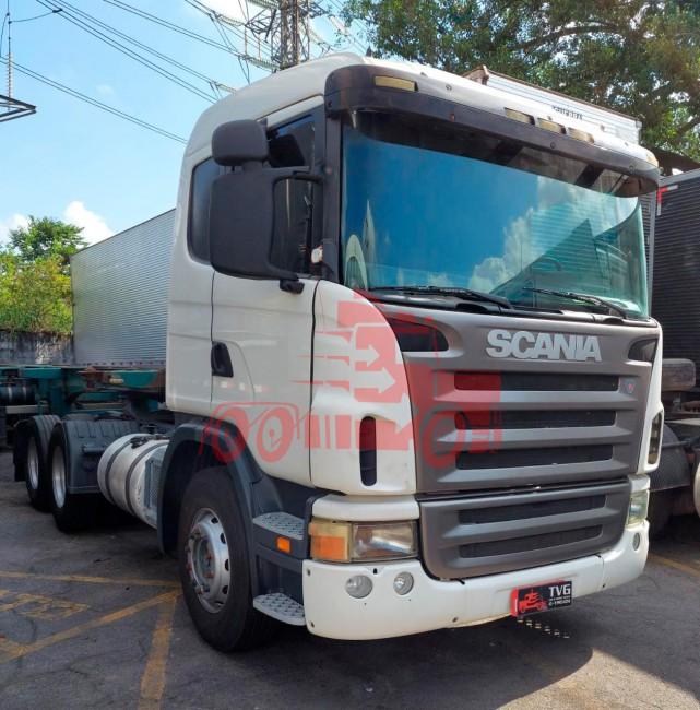 Scania G380 6x2 2008
