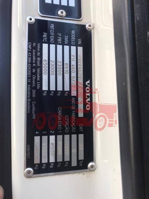 FH460 6x2 2013