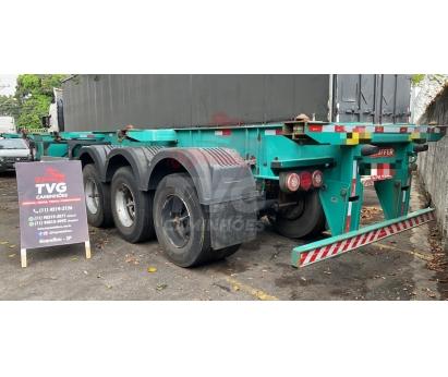 Carreta Porta Container 2014