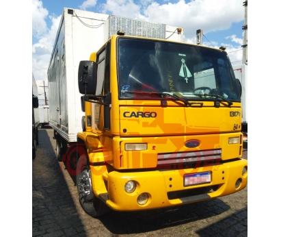 Ford Cargo 1317e 2010/2011