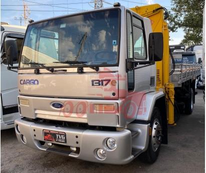 Ford Cargo 1317E 4x2 2006 Com munk