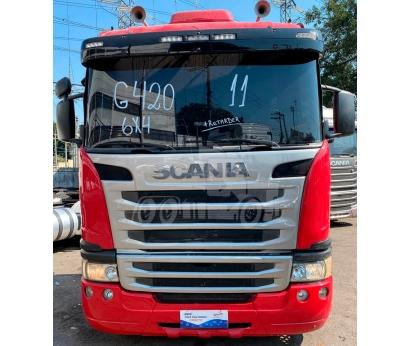 G420 6x4 2011