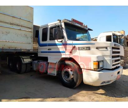 Scania 113 6x2 1997 + Guerra 2009/2010