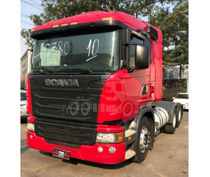Scania G380 6x2 2010