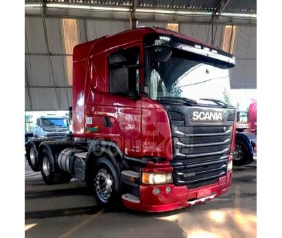 Scania G400 6x2 2013
