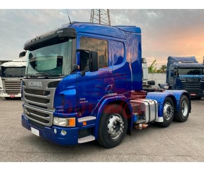 Scania P360 6x2 2013