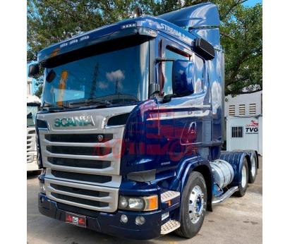 Scania R400 6x2 Streamline 2015