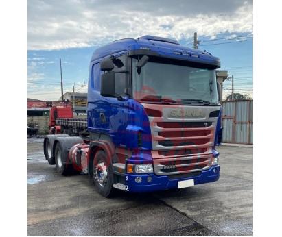 Scania R440 6x2 2012