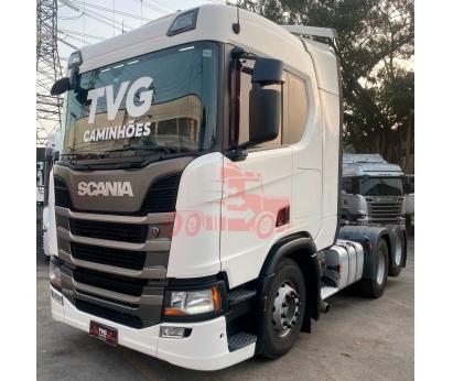 Scania R500 6x2 2019