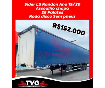 Sider LS Randon 2020
