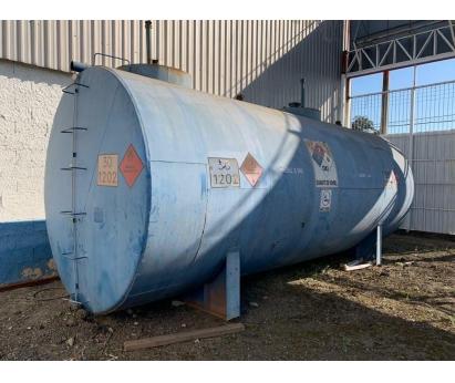 Tanque de combustível 30.000 litros